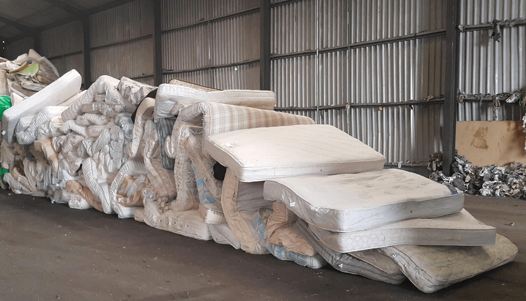 How To Recycle Your Old Mattress